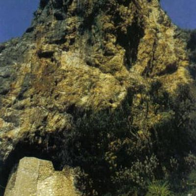 L'eremo e la grotta